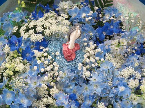 SIMG_2744シンクロをイメージした花束