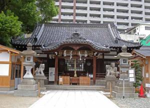 富島神社2ds