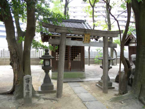 素盞烏尊神社3(八幡社)ds