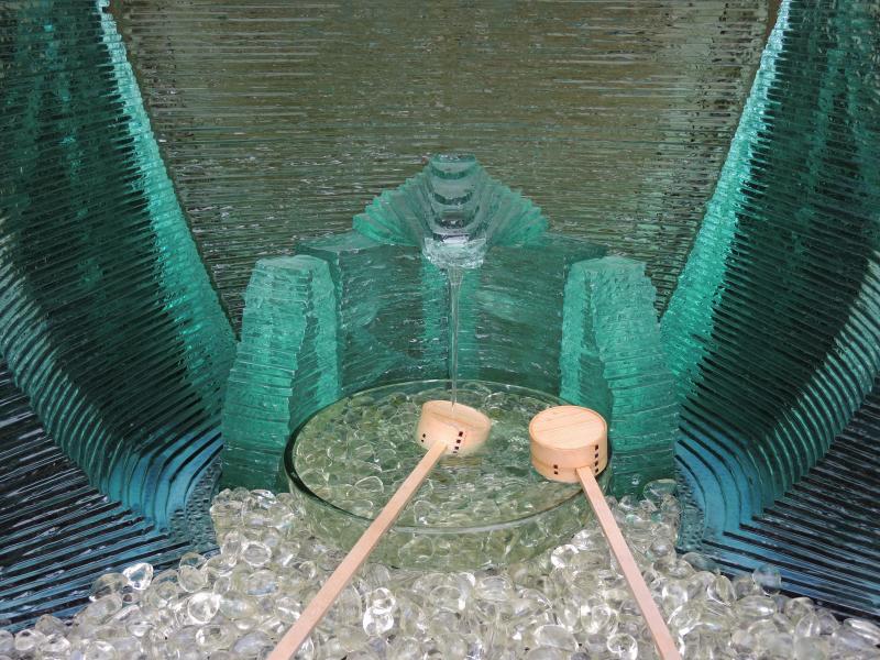 天満天神の水4