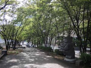 中之島緑道3ds