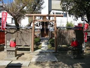 富島神社3(美津社)ds