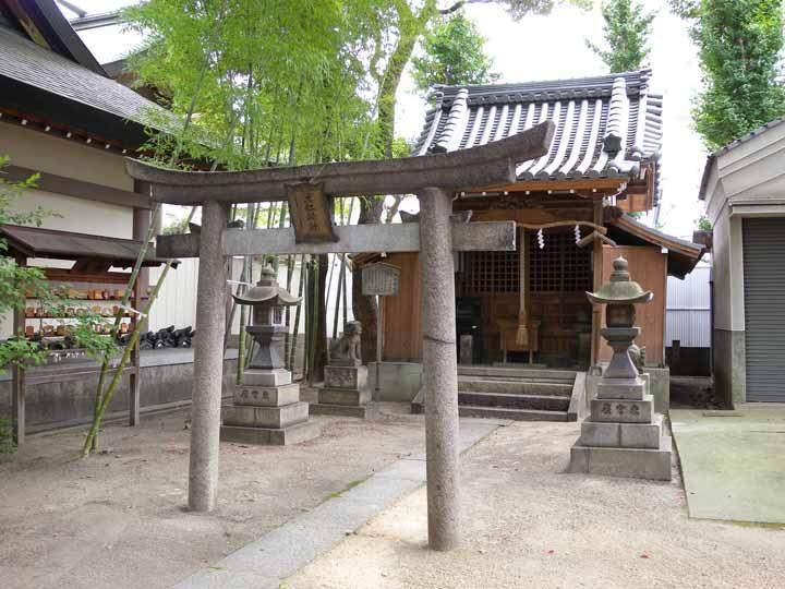 素盞烏尊神社4(王仁神社)ds