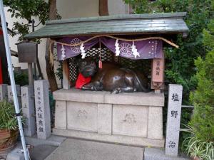 露天神社(寝牛社)ds