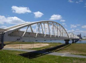 NTT十三専用橋1ds