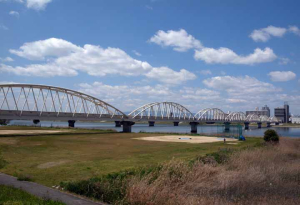 NTT十三専用橋2ds